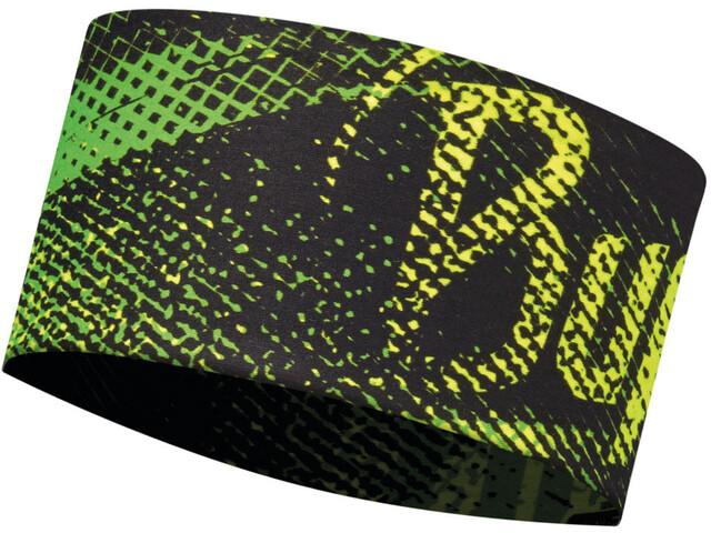 Buff UV - Couvre-chef - jaune/noir